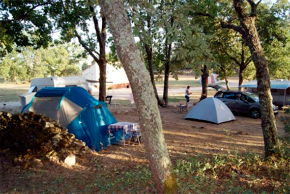 Camping Casitas de Las Arribes