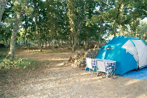 Parcela de Camping